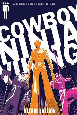 Cowboy Ninja Viking Deluxe Edition (2018)
