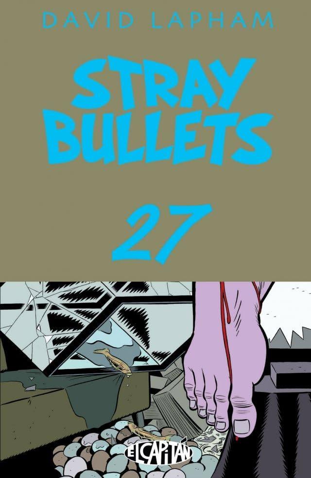 Stray Bullets #27