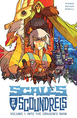 Scales & Scoundrels Tome 1: Into The Dragon's Maw