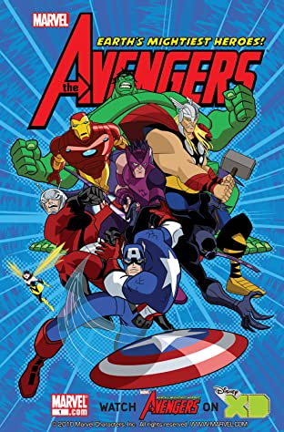 Avengers: Earth's Mightiest Heroes (2010) No.1 (sur 4)