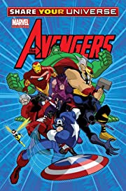 Share Your Universe Avengers