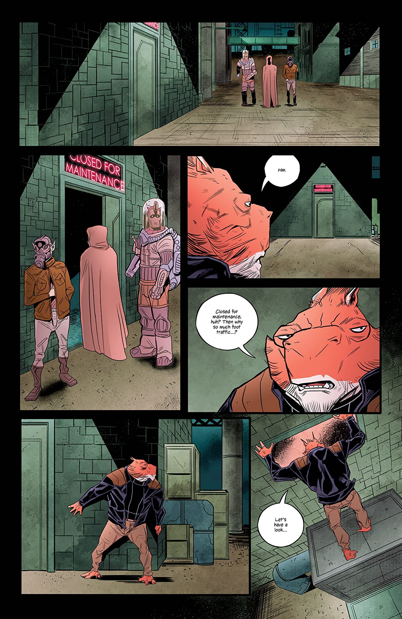 Copperhead #18