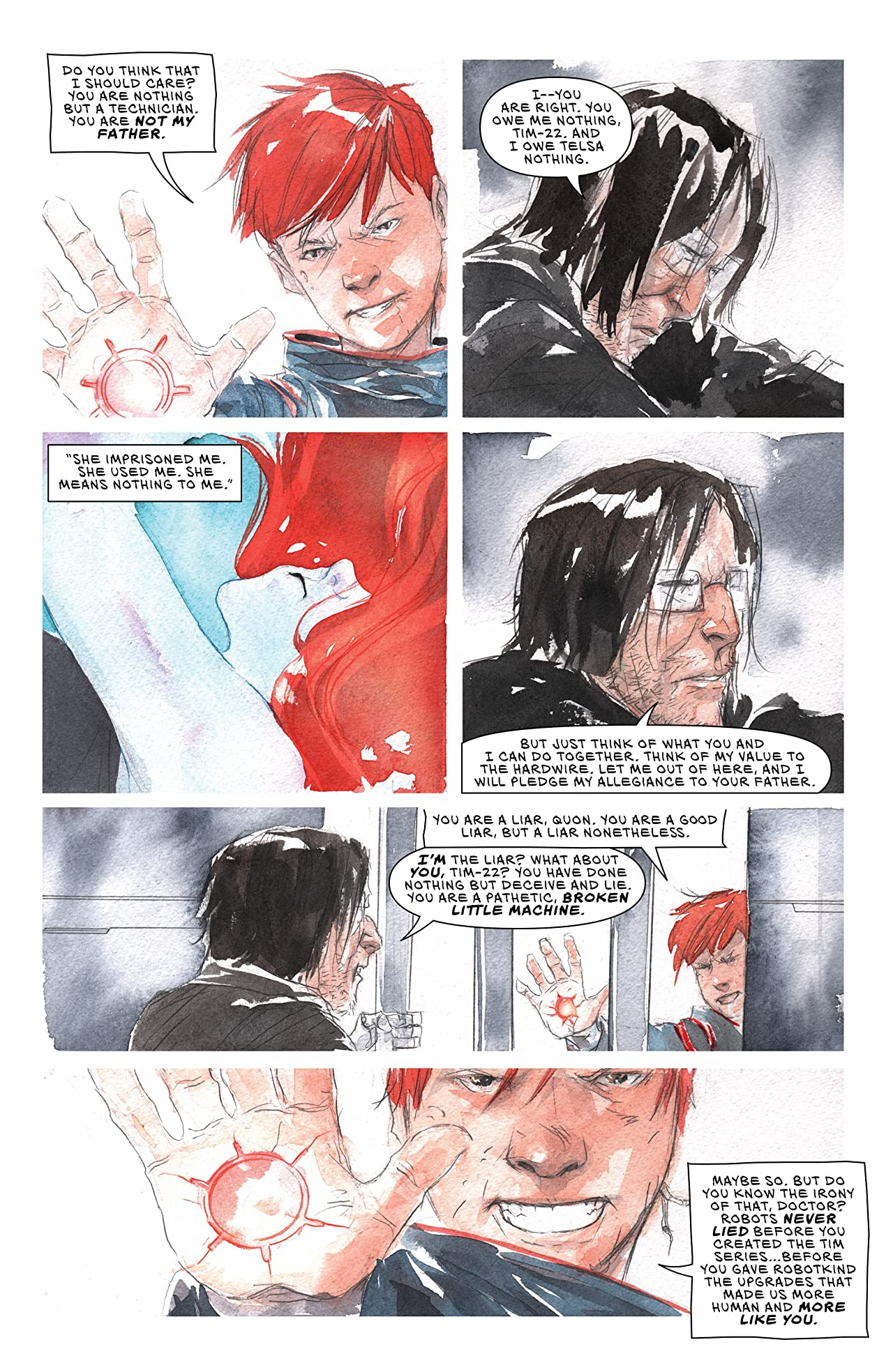 Descender Vol. 5: Rise Of The Robots