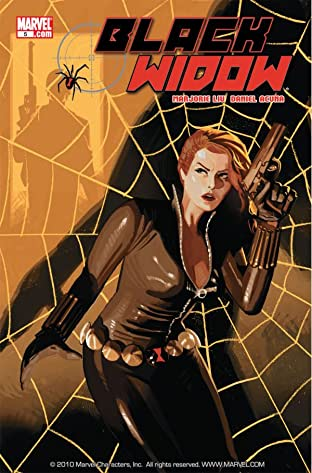 Black Widow (2010) No.5