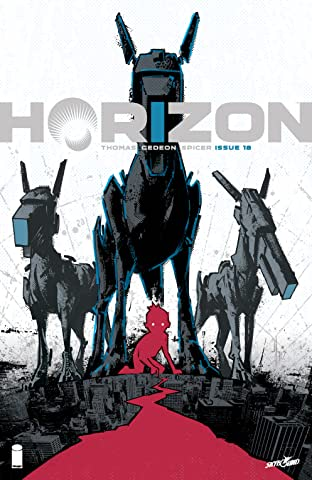 Horizon No.18