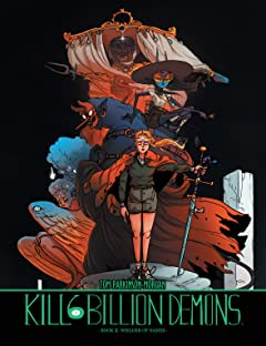 Kill Six Billion Demons: Book Two