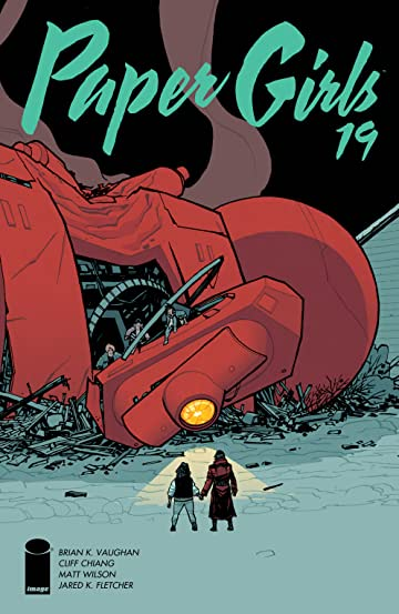 Paper Girls No.19