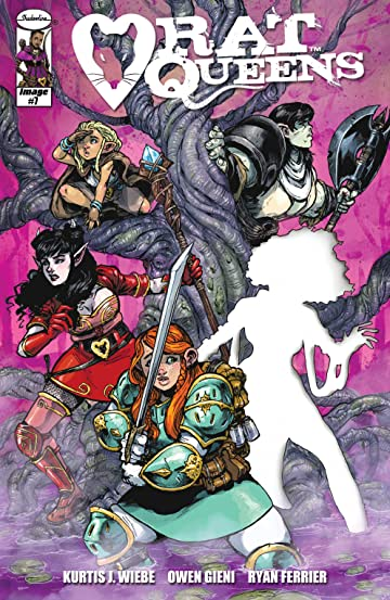 Rat Queens (2017-) No.7