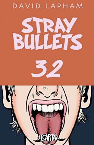 Stray Bullets #32