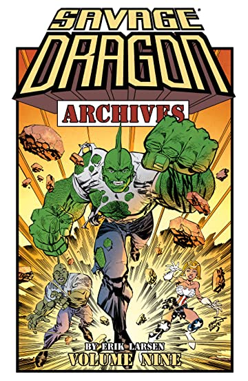 Savage Dragon Archives Vol. 9