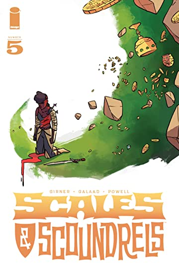 Scales & Scoundrels No.5