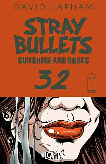 Stray Bullets: Sunshine & Roses #32