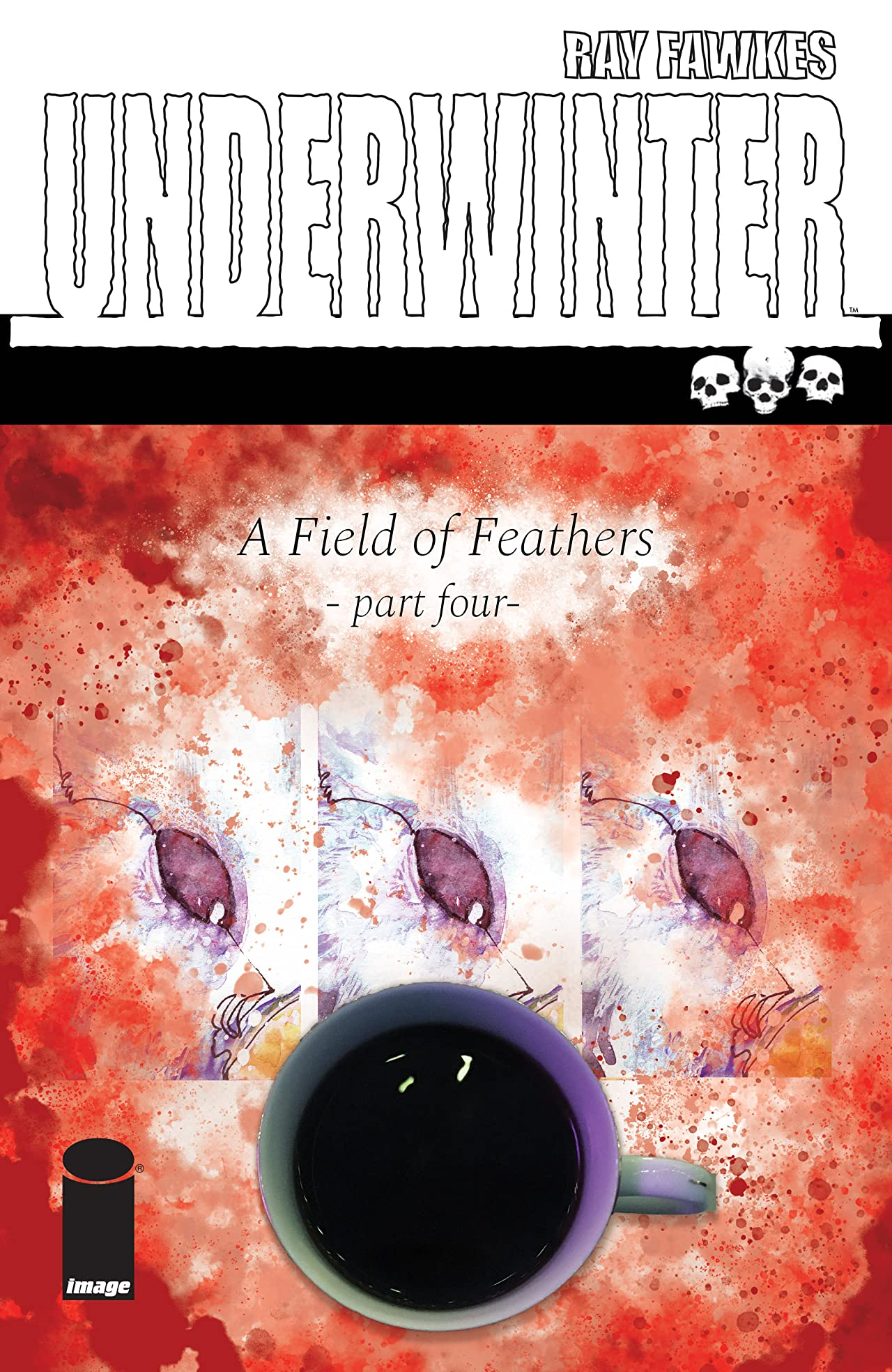 Underwinter: A Field Of Feathers #4