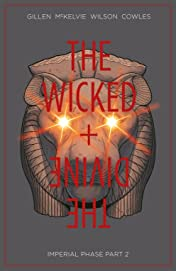 The Wicked + The Divine Tome 6: Imperial Phase, Part 2