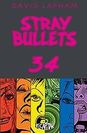 Stray Bullets #34
