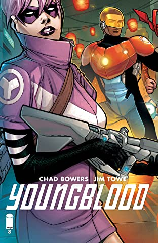 Youngblood (2017-) No.8