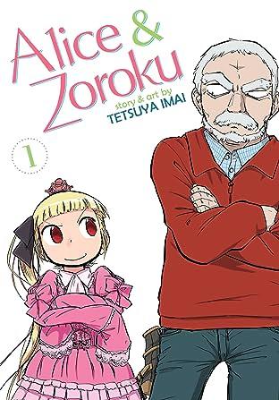 Alice & Zoroku Tome 1