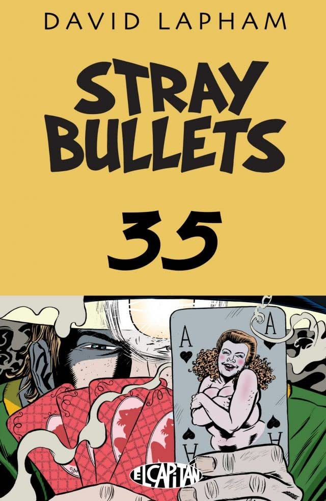 Stray Bullets #35