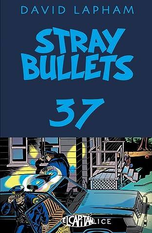 Stray Bullets #37
