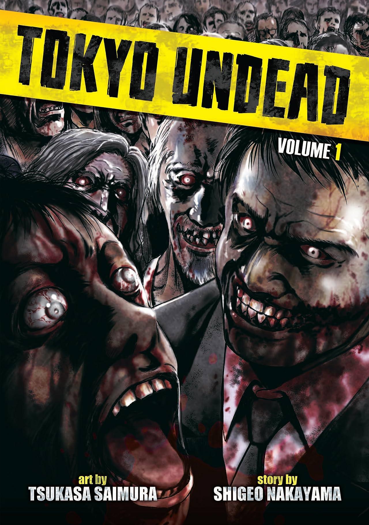 Tokyo Undead Vol. 1