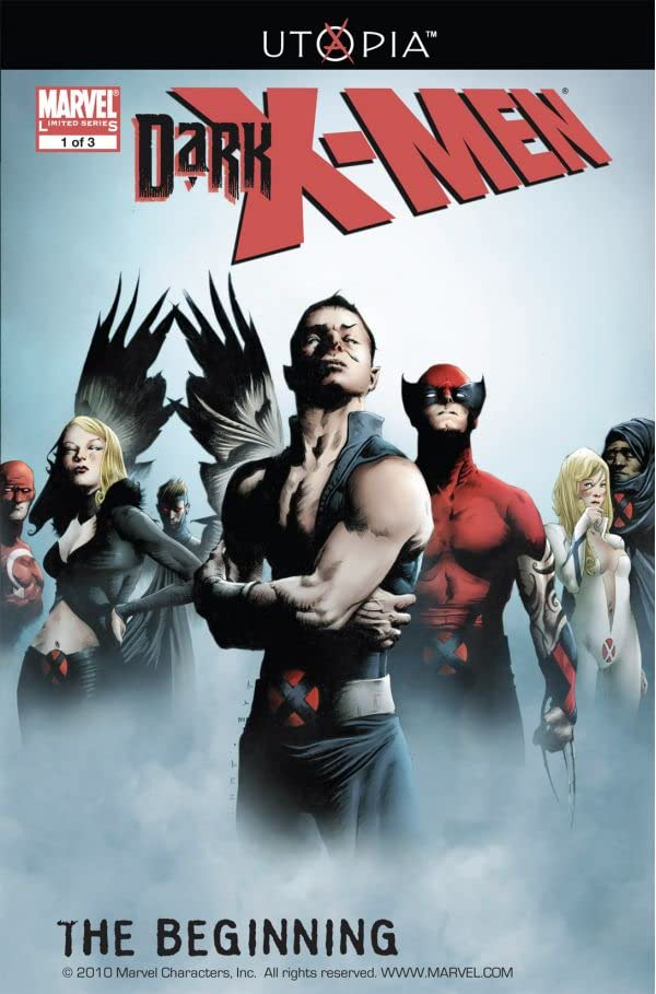 Dark X-Men: The Beginning #1 (of 3)