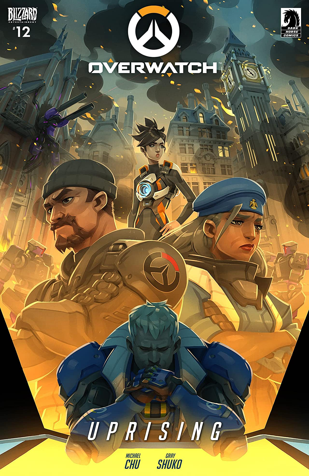 Overwatch #12
