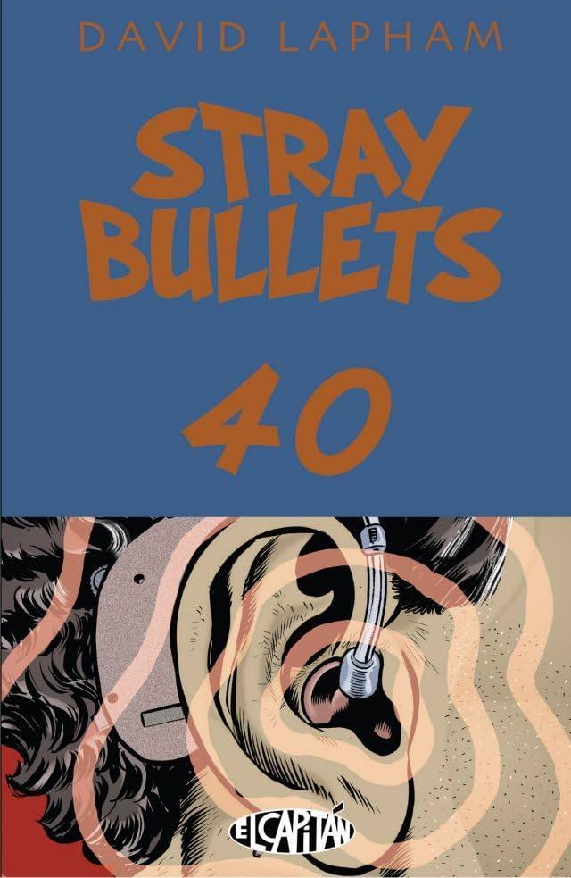 Stray Bullets #40