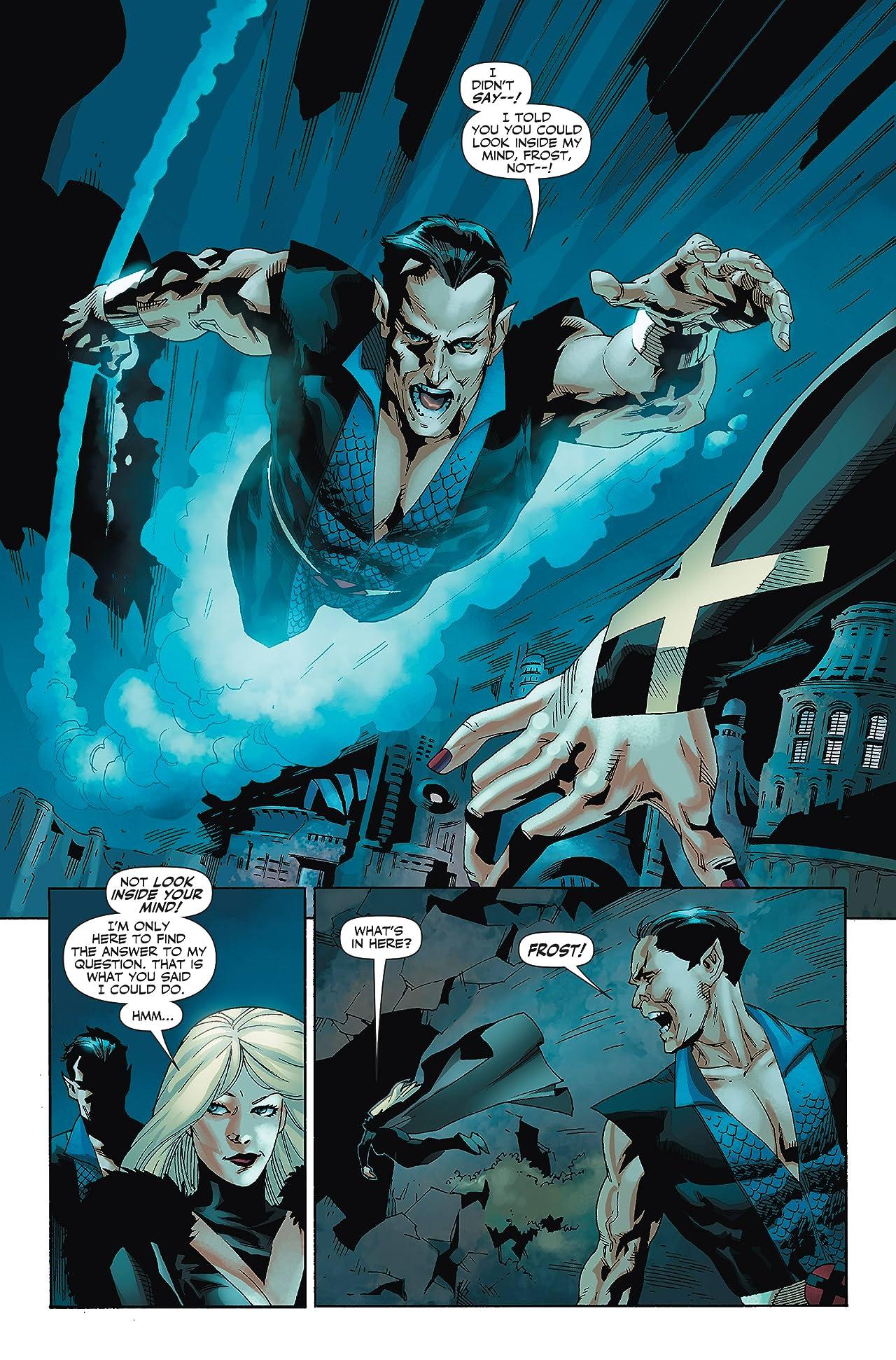 Dark X-Men: The Beginning No.3 (sur 3)