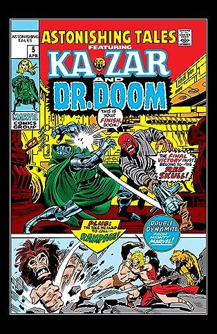 Astonishing Tales (1970-1976) #5