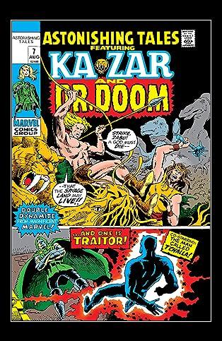 Astonishing Tales (1970-1976) #7