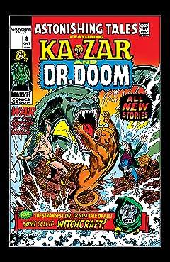 Astonishing Tales (1970-1976) #8