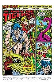 Astonishing Tales (1970-1976) #11