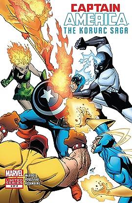 Captain America And The Korvac Saga (2010) #2 (of 4)