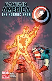 Captain America And The Korvac Saga (2010) #3 (of 4)