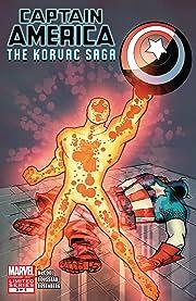 Captain America And The Korvac Saga (2010) #3 (of 4)