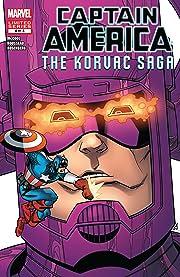 Captain America And The Korvac Saga (2010) #4 (of 4)