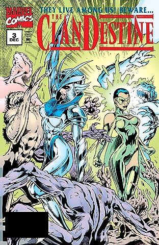 ClanDestine (1994-1995) #3