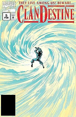 ClanDestine (1994-1995) #5