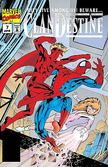 ClanDestine (1994-1995) #7
