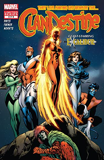 ClanDestine (2008) #3 (of 5)
