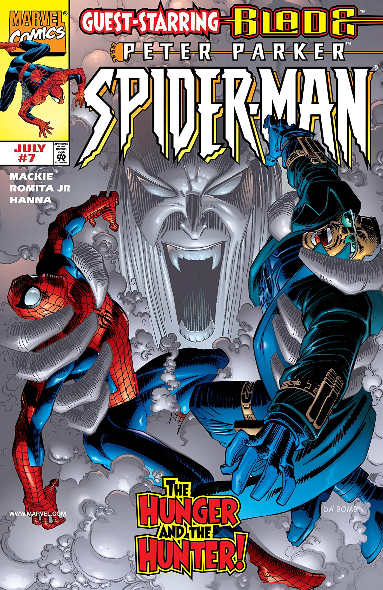 Peter Parker: Spider-Man (1999-2003) #7