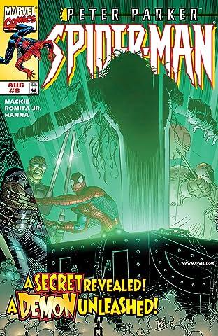 Peter Parker: Spider-Man (1999-2003) #8