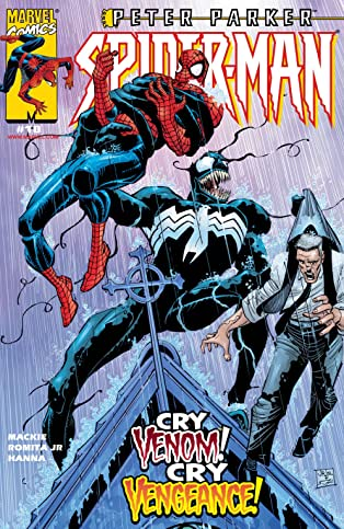 Peter Parker: Spider-Man (1999-2003) #10