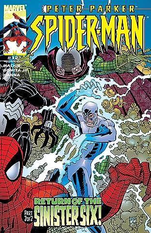 Peter Parker: Spider-Man (1999-2003) #12