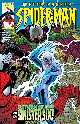 Peter Parker: Spider-Man (1999-2003) #12