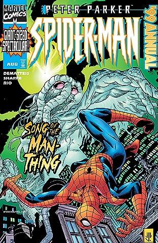 Peter Parker: Spider-Man Annual 1999 #1