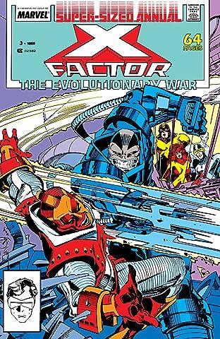X-Factor (1986-1994) Annual #3