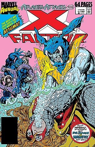 X-Factor (1986-1994) Annual #4
