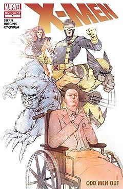 X-Men: Odd Men Out (2008) #1