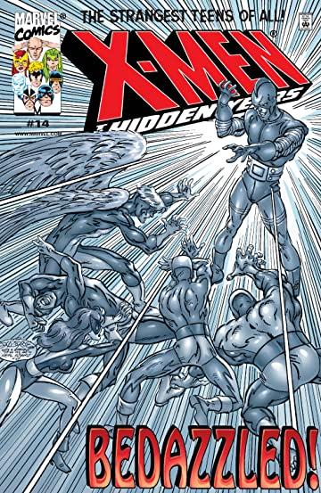 X-Men: The Hidden Years (1999-2001) #14